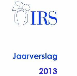 IRS jaarverslag 2013