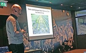 Conviso Smart-een alternatief systeem voor onkruidbeheersing