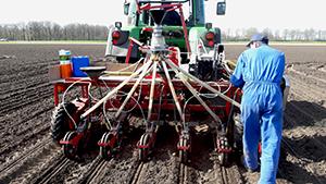 Vloeibare meststoffen onderzocht